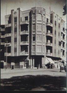 عمارة يونس سنة 1938 بشارع الملك فؤاد الأول ( شارع الجمهورية حاليا