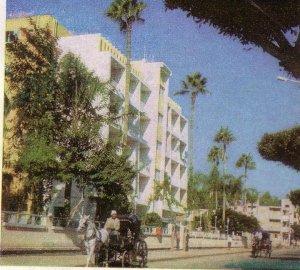 لفندق دمنهور السياحي التقطت في سنة 1969