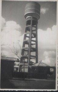 للصهريج الخرساني الذي أقامه الإنجليز سنة 1947