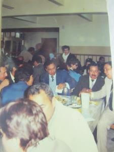 مع العمالقة اساتذة كلية زراعة مشتهر 1987